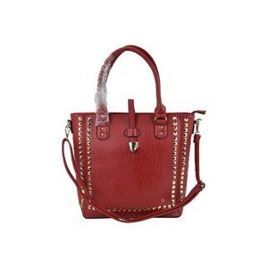 No Brand Satchels N/A Red